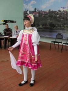 Нархова Наталья, 2 место