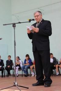 Николай Тимофеевич Костромин