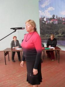 Татьяна Семенец