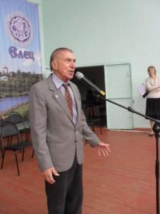 Владимир Фалин, 1 место