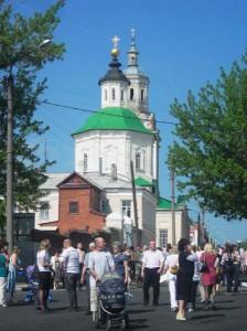 В. Карюков Преображенская церковь