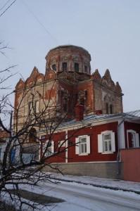 Вадим  Карюков Покровская церковь