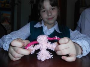 Вот такая куколка