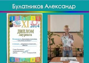 Булатников Александр