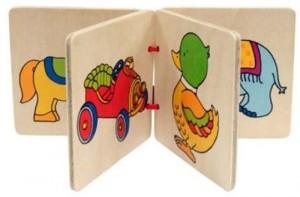 Книжка-игрушка - 1