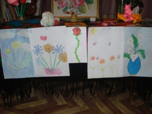 Рисунки детей