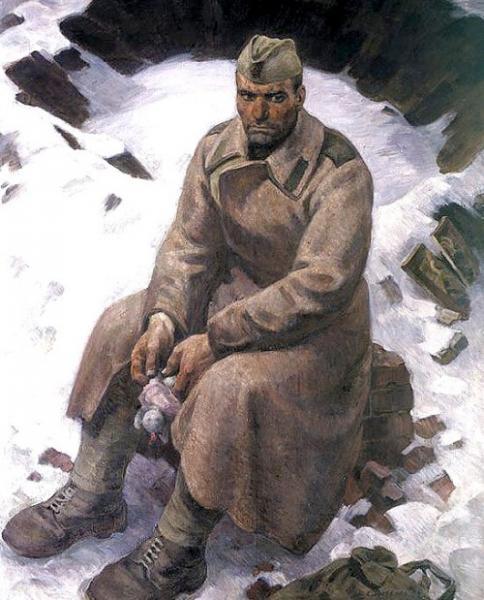 Ю. Сиротенко Солдат