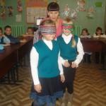 Собери брата в школу
